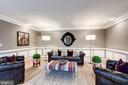 Living Room - 7904 OAKSHIRE LN, FAIRFAX STATION