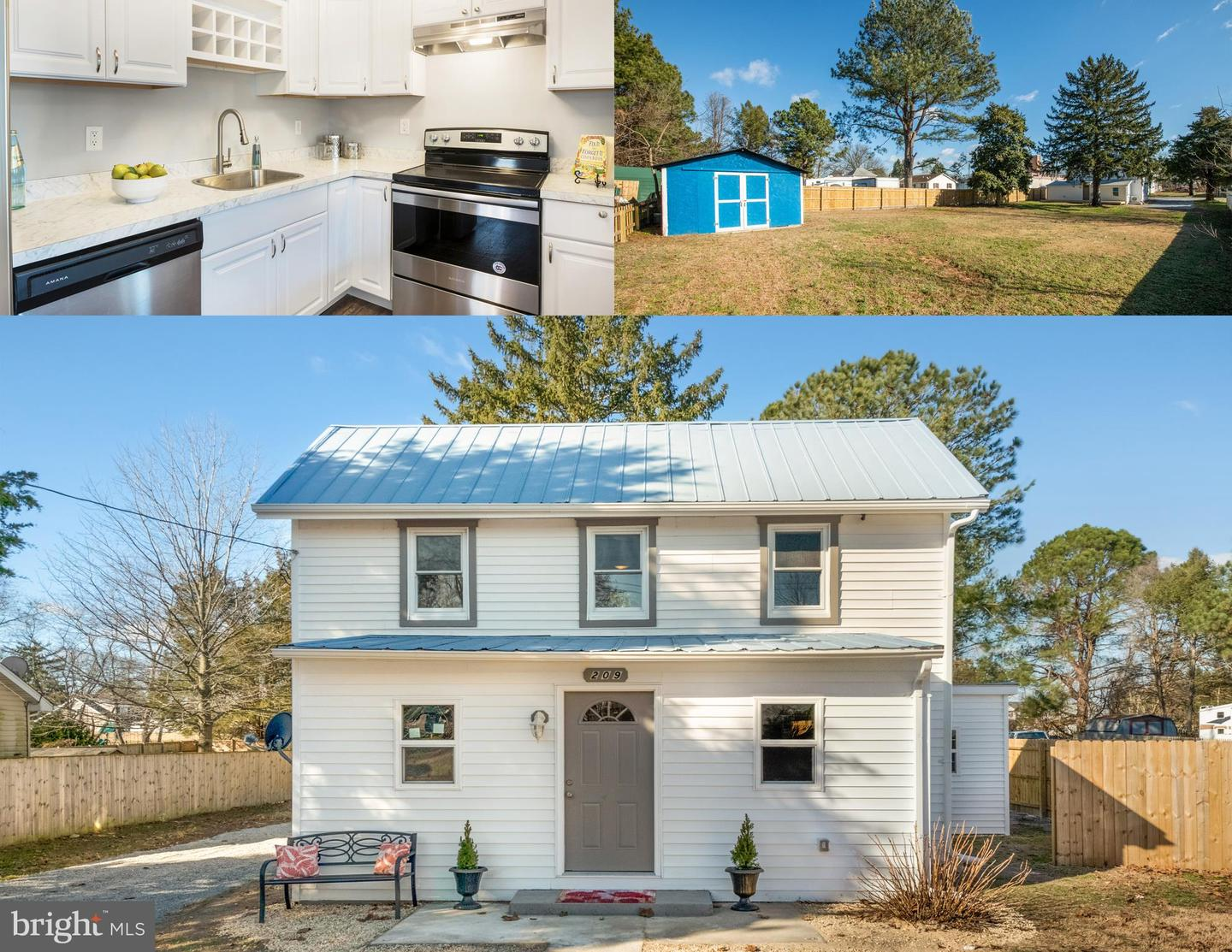 Single Family for Sale at 209 N Academy St Greensboro, Maryland 21639 United States