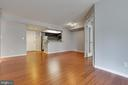 Large living space - 2400 CLARENDON BLVD #308, ARLINGTON