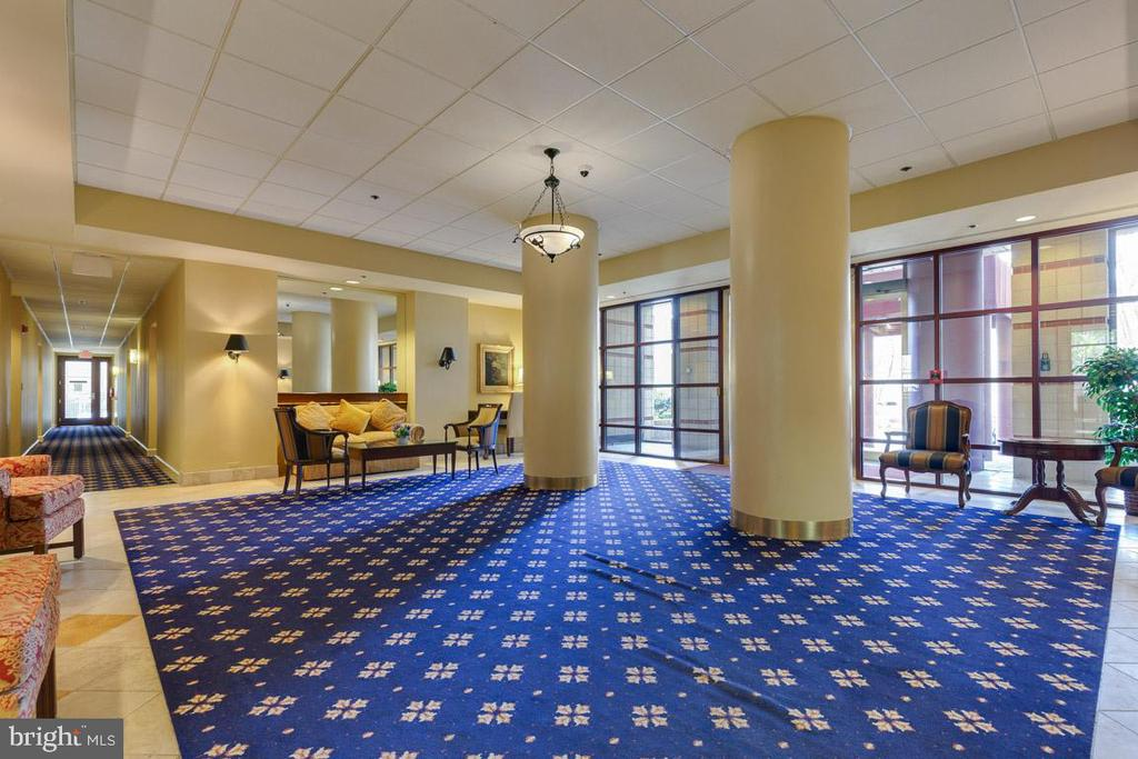 Lobby - 2400 CLARENDON BLVD #308, ARLINGTON