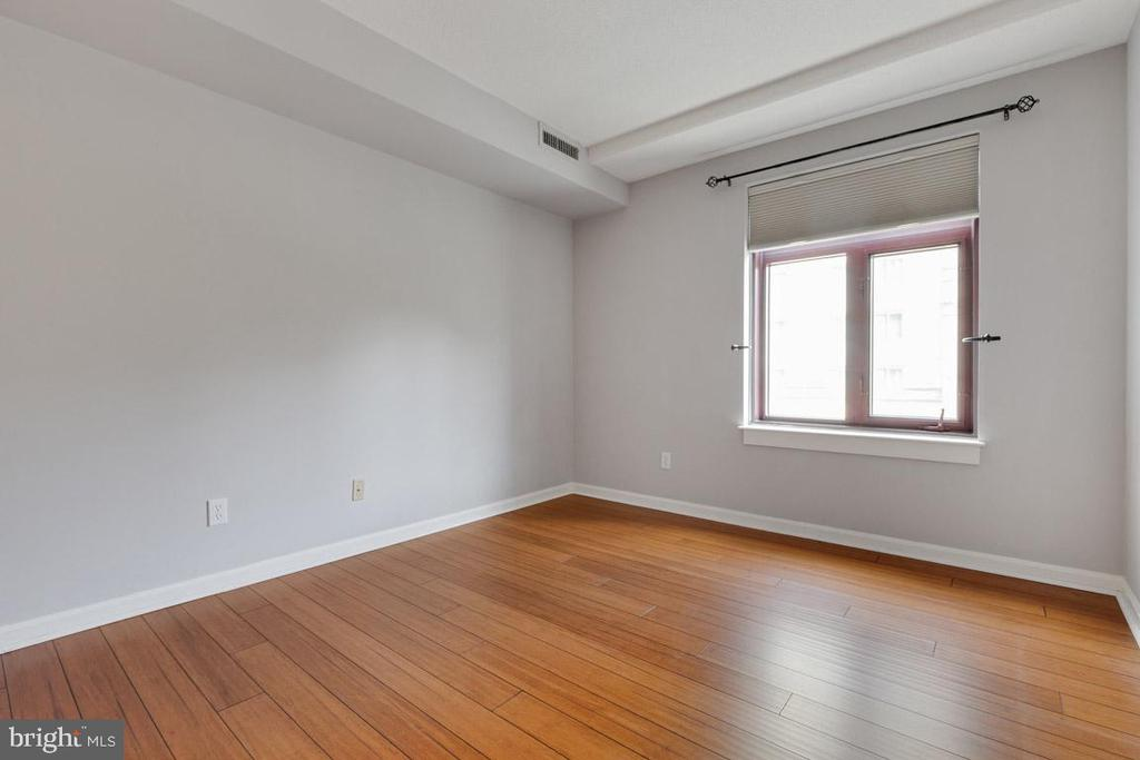 Large Bedroom - 2400 CLARENDON BLVD #308, ARLINGTON
