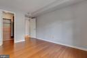 Master Bedroom - 2400 CLARENDON BLVD #308, ARLINGTON