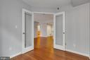 Large Den - office or second bedroom - 2400 CLARENDON BLVD #308, ARLINGTON