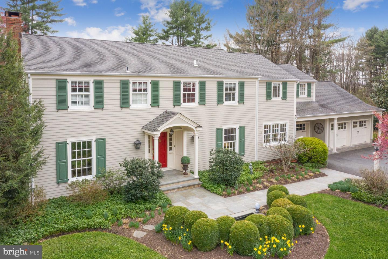 Частный односемейный дом для того Продажа на 43 VAN KIRK Road Princeton, Нью-Джерси 08540 Соединенные ШтатыВ/Около: Lawrence Township