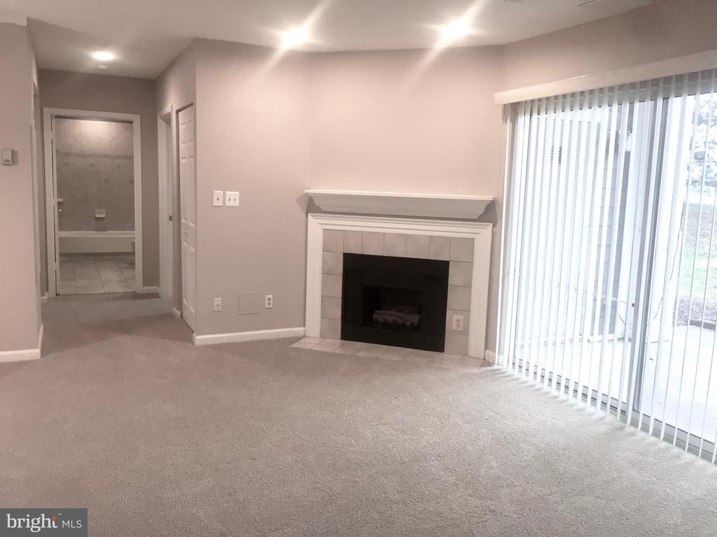 Cozy main lvl living. No stairs & complete privacy - 20303 BEECHWOOD TER #102, ASHBURN