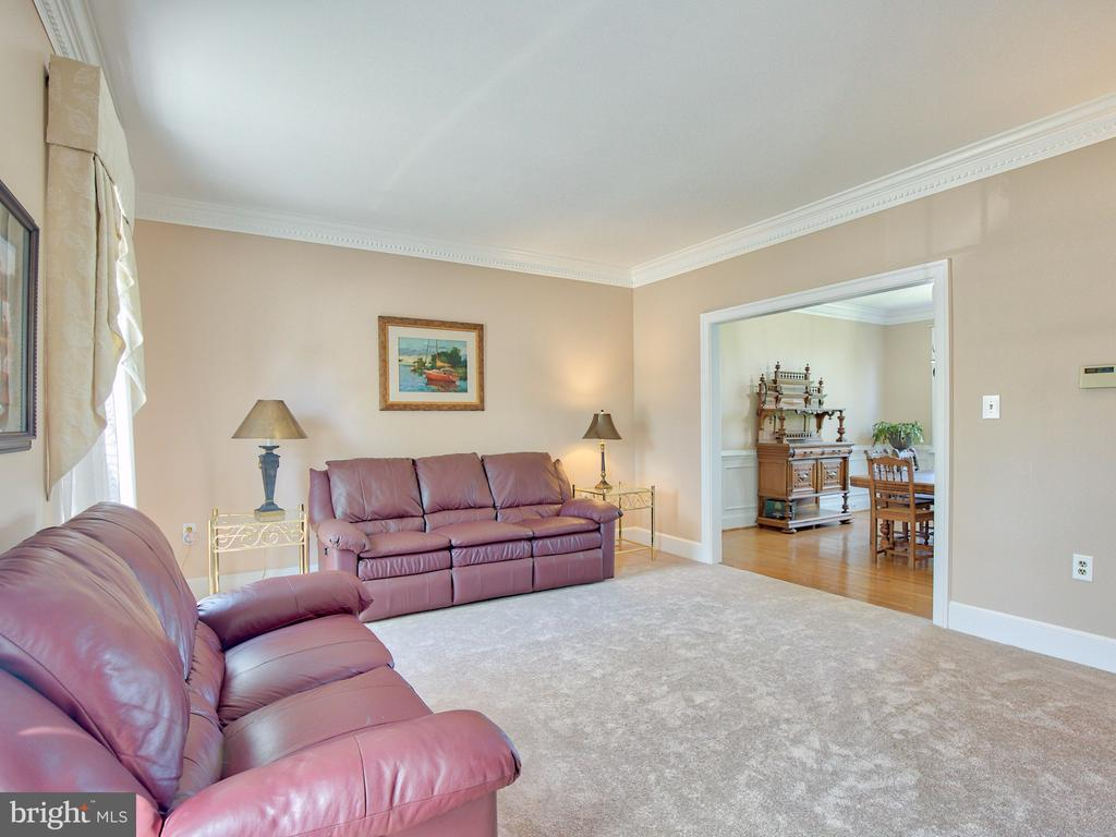 Formal living room - 20594 BROADNAX PL, ASHBURN