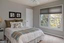 Bedroom #3, walk-in closet - 606 DISKIN PL SW, LEESBURG