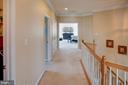 Upper level hallway - 43137 BUTTERFLY WAY, LEESBURG