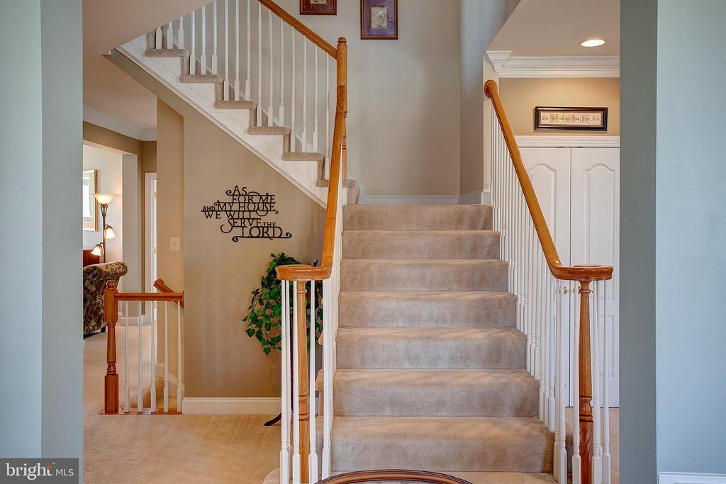 Staircase - 43137 BUTTERFLY WAY, LEESBURG