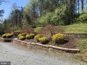 Landscaped yard - 38834 LIME KILN RD, LEESBURG