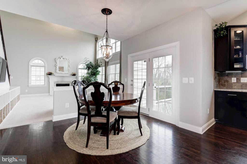 Breakfast Area - 43341 BARNSTEAD DR, ASHBURN