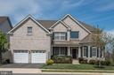 Toll Brothers built Columbia Lexington Model - 43341 BARNSTEAD DR, ASHBURN