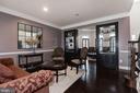 Living room - 43341 BARNSTEAD DR, ASHBURN