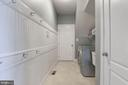 Mudroom with Washer/Dryer - 43341 BARNSTEAD DR, ASHBURN