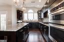 Expanded Paladin Kitchen - 43341 BARNSTEAD DR, ASHBURN