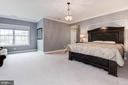 Comfortable Master Bedroom Suite - 43341 BARNSTEAD DR, ASHBURN