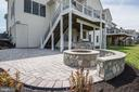 Huge Patio - 43341 BARNSTEAD DR, ASHBURN