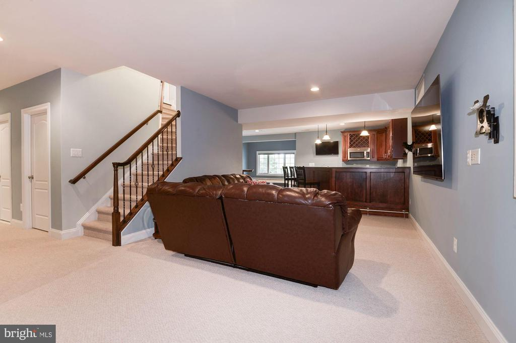Entertainment Area - 43341 BARNSTEAD DR, ASHBURN