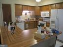counter kitchen - 535 MONTICELLO CIR, LOCUST GROVE