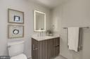 Powder room - 1745 N ST NW #406, WASHINGTON