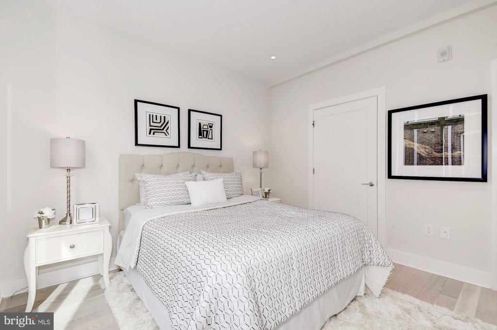 Master bedroom - 1745 N ST NW #406, WASHINGTON