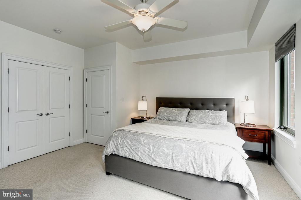 Spacious master bedroom - 3625 10TH ST N #602, ARLINGTON
