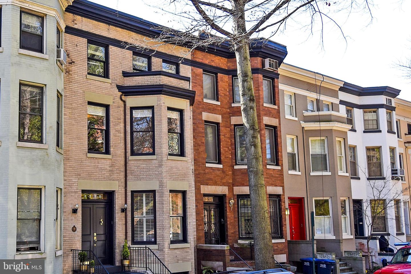 Single Family for Sale at 2230 Decatur Pl NW 2230 Decatur Pl NW Washington, District Of Columbia 20008 United States