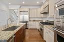 Gourmet Kitchen - 10882 SYMPHONY PARK DR, NORTH BETHESDA