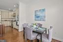 Gourmet Kitchen/Breakfast Nook - 10882 SYMPHONY PARK DR, NORTH BETHESDA