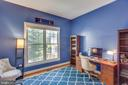 Office/Bedroom - 8506 FOREST ST, ANNANDALE