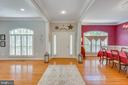 Foyer - 8506 FOREST ST, ANNANDALE