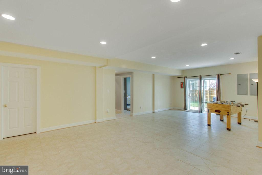 Lower Level - 8506 FOREST ST, ANNANDALE