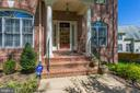 Front Entrance - 8506 FOREST ST, ANNANDALE