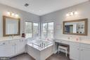 Master Bath - 8506 FOREST ST, ANNANDALE