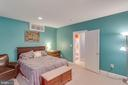 Lower Level - Den - 8506 FOREST ST, ANNANDALE