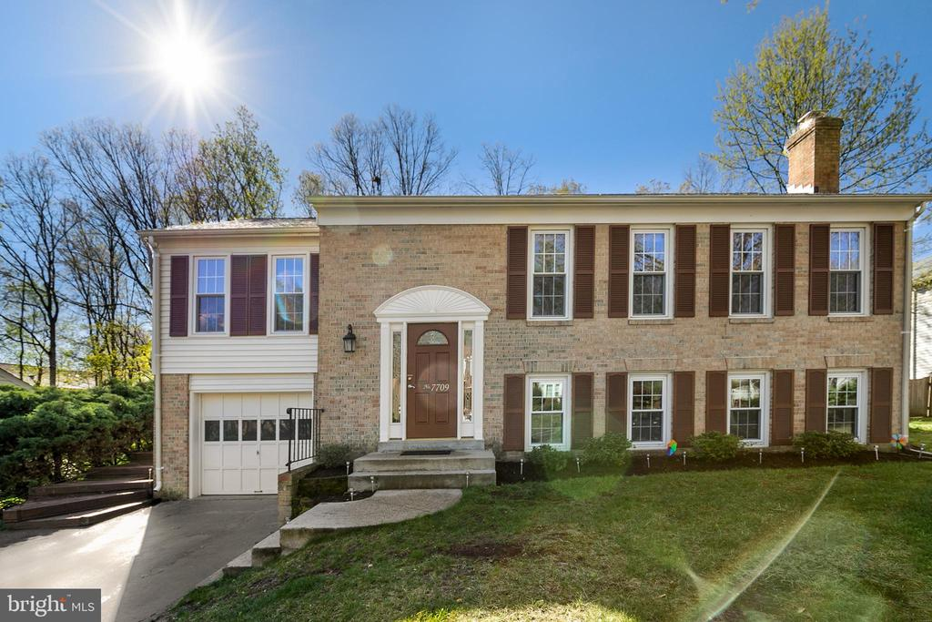 7709  BERTITO LANE 22153 - One of Springfield Homes for Sale