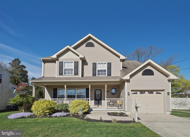 Villa per Vendita alle ore 417 WOODLAND Avenue Glendora, New Jersey 08029 Stati Uniti