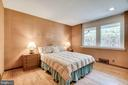 4th bedroom - 8522 & 8520 FOREST ST, ANNANDALE
