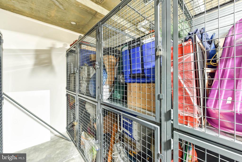 Storage space comes with unit - 911 2ND ST NE #503, WASHINGTON