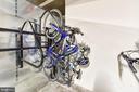 2 bike storage spaces come with unit - 911 2ND ST NE #503, WASHINGTON