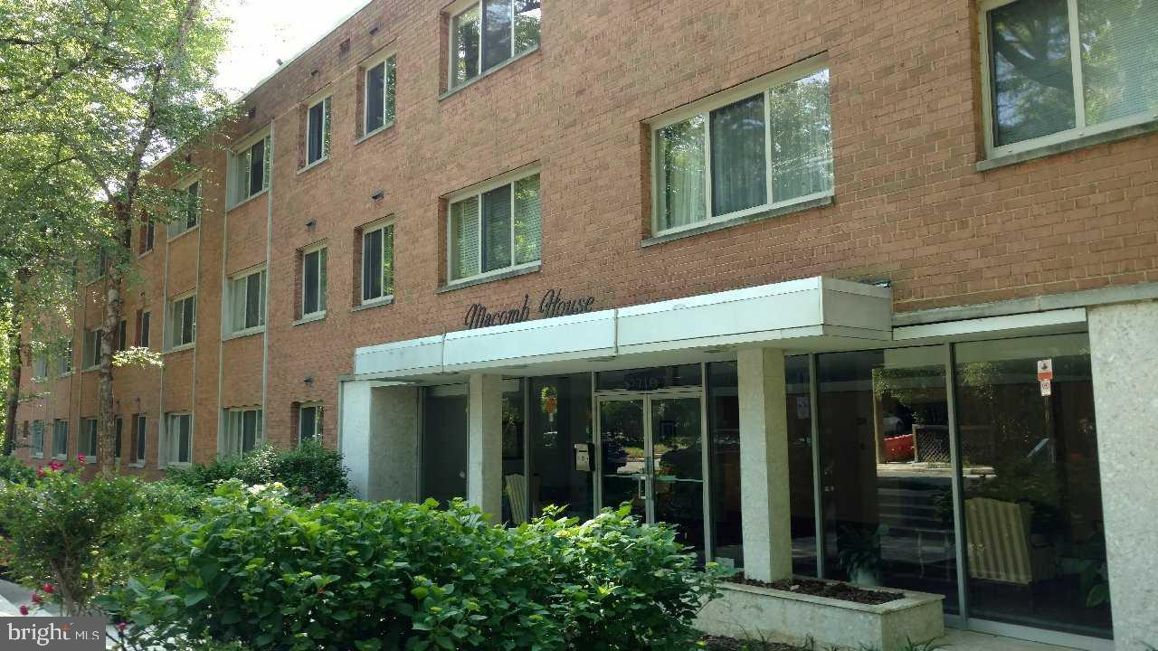 Single Family for Sale at 2710 Macomb St NW #311 2710 Macomb St NW #311 Washington, District Of Columbia 20008 United States