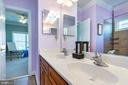 Buddy Bath for Bedrooms #4 and #5 - 43604 HABITAT CIR, LEESBURG