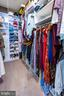 TWO owners closets w/custom closets installed - 43604 HABITAT CIR, LEESBURG
