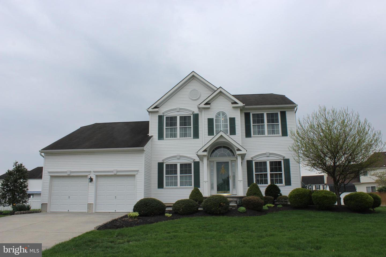 Maison unifamiliale pour l Vente à 7 CANDLELIGHT Drive Woodstown, New Jersey 08098 États-Unis