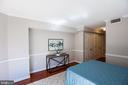 Master Suite Features Triple Closets! - 616 E ST NW #656, WASHINGTON