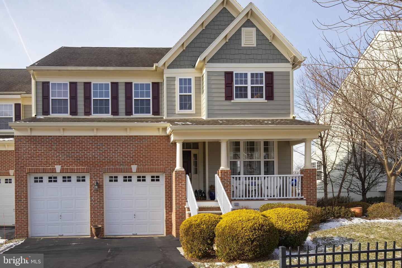 Single Family Home for Sale at 213 HOLCOMBE WAY Lambertville, New Jersey 08530 United StatesMunicipality: Lambertville