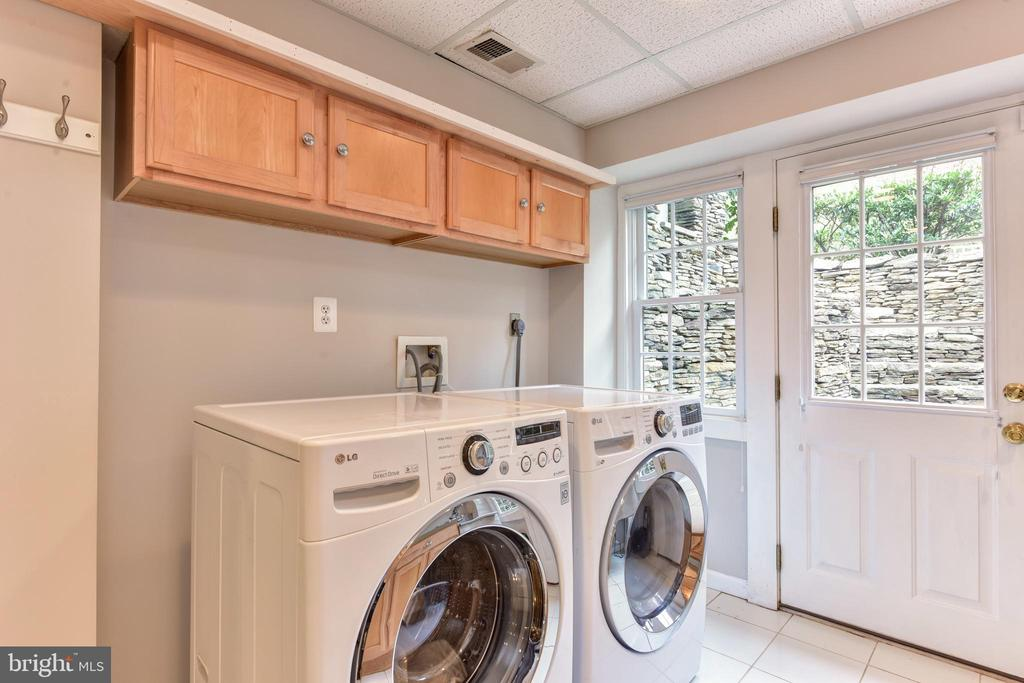 Laundry room - 2500 24TH ST N, ARLINGTON