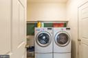 UPGRADED WASHER/DRYER - 25657 TREMAINE TER, CHANTILLY