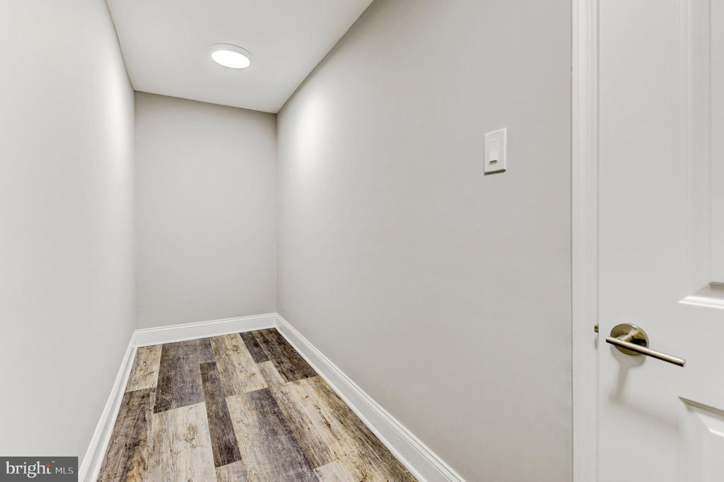 more basement storage - 4419 19TH PL NE, WASHINGTON