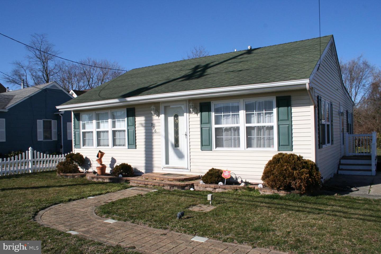 Single Family Homes pour l Vente à Rio Grande, New Jersey 08242 États-Unis